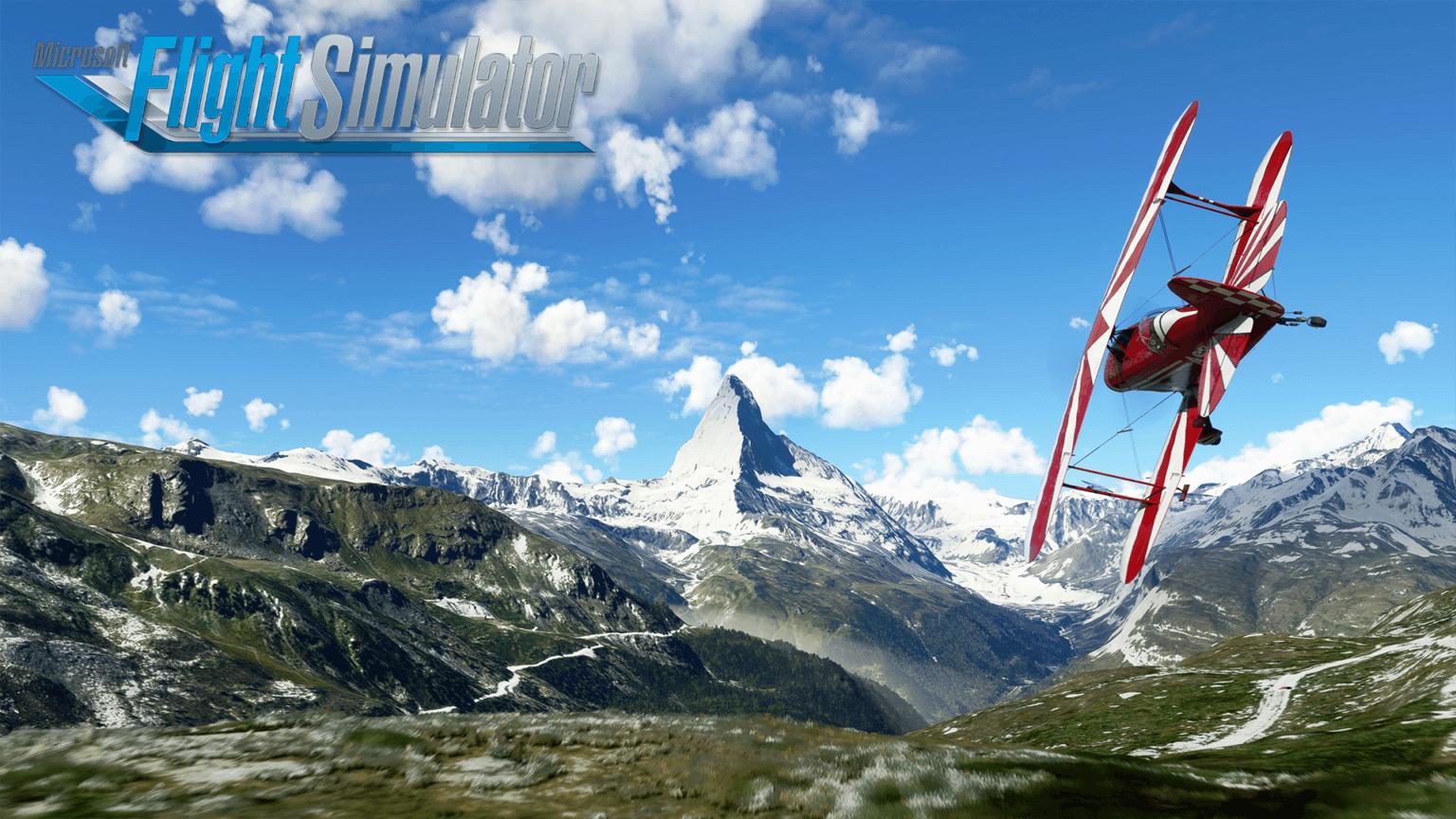 World Update VI já disponível em Microsoft Flight Simulator