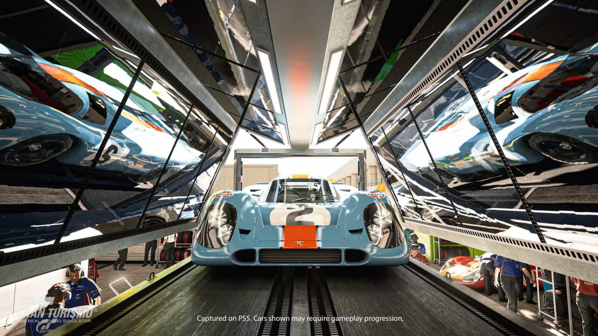 Porsche marcará presença em Gran Turismo 7