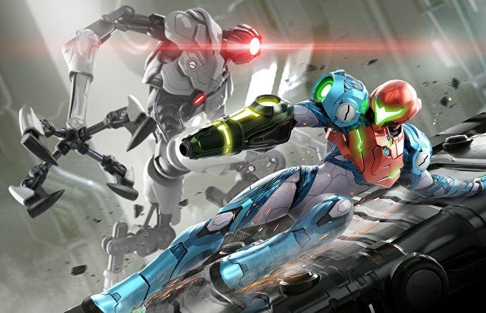 Novo trailer para Metroid: Dread