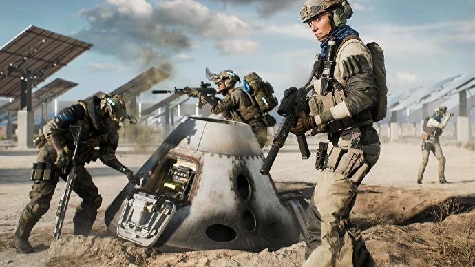 Battlefield 2042 apresenta modo Hazard Zone