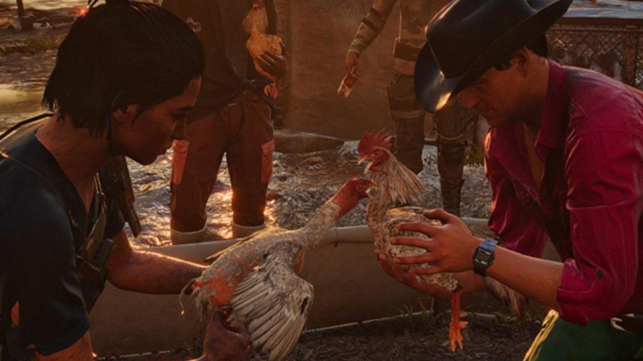 Organização de defesa animal critica Far Cry 6