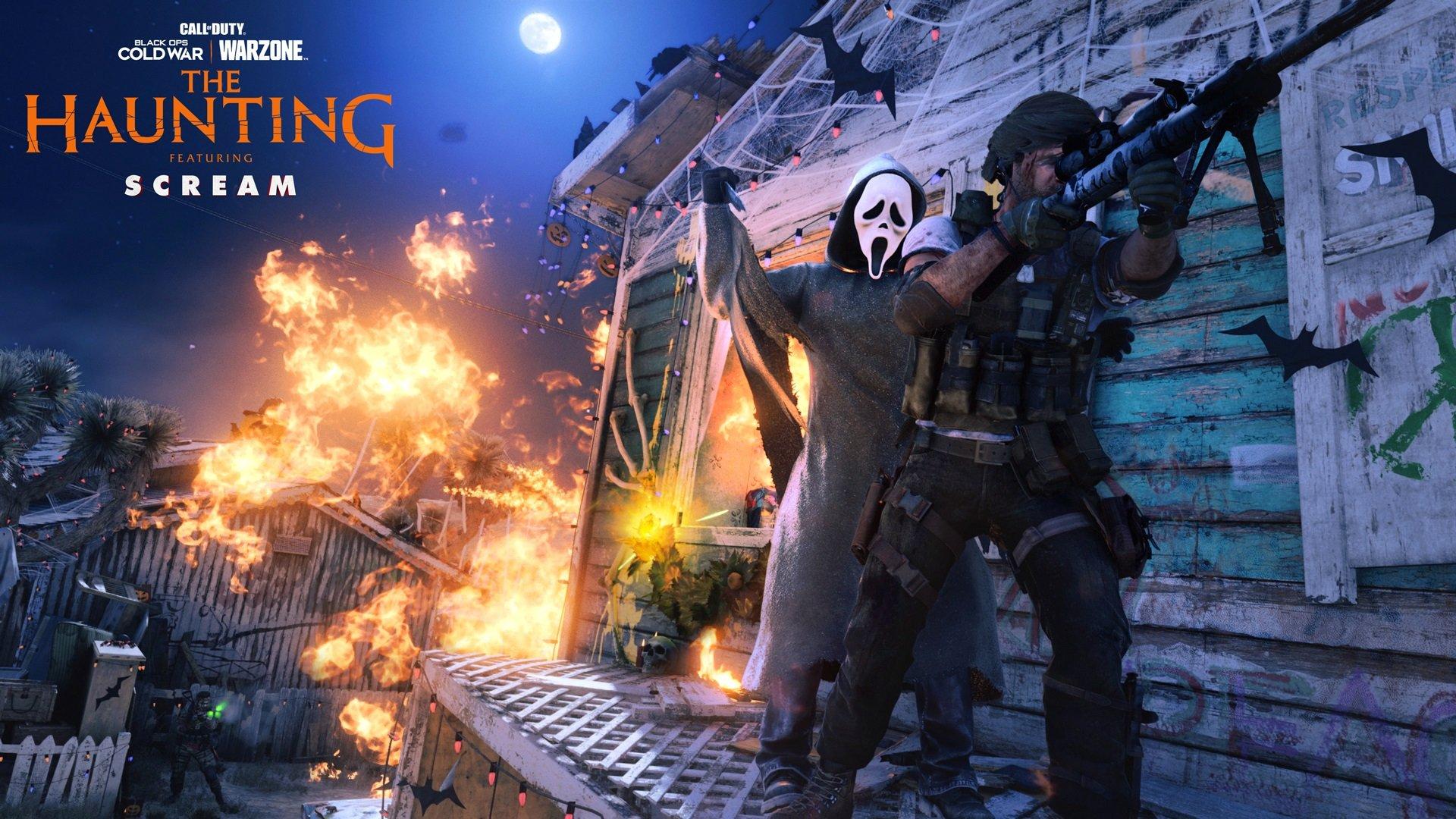 "Call of Duty: Warzone prega partida com ""ecrã azul"""