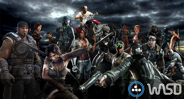 10 Most Popular Video Game Wallpapers 2560x1440 Full Hd