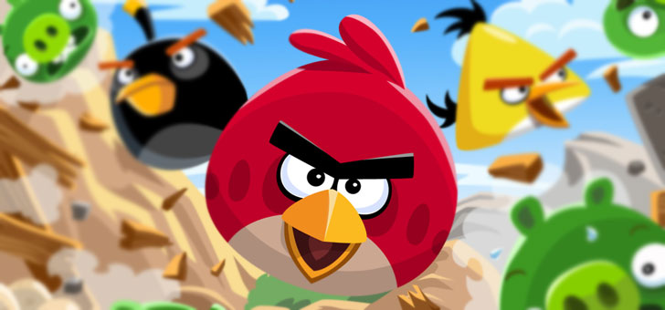 Filme de Angry Birds anunciado
