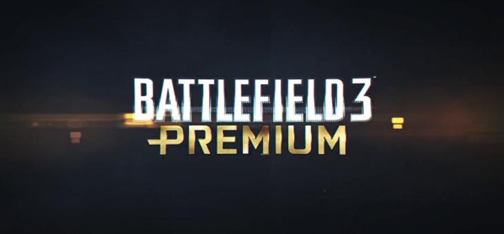Battlefield Premium – Confirmado!