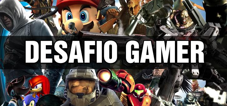Desafio Gamer 250 Dias – Dia 7