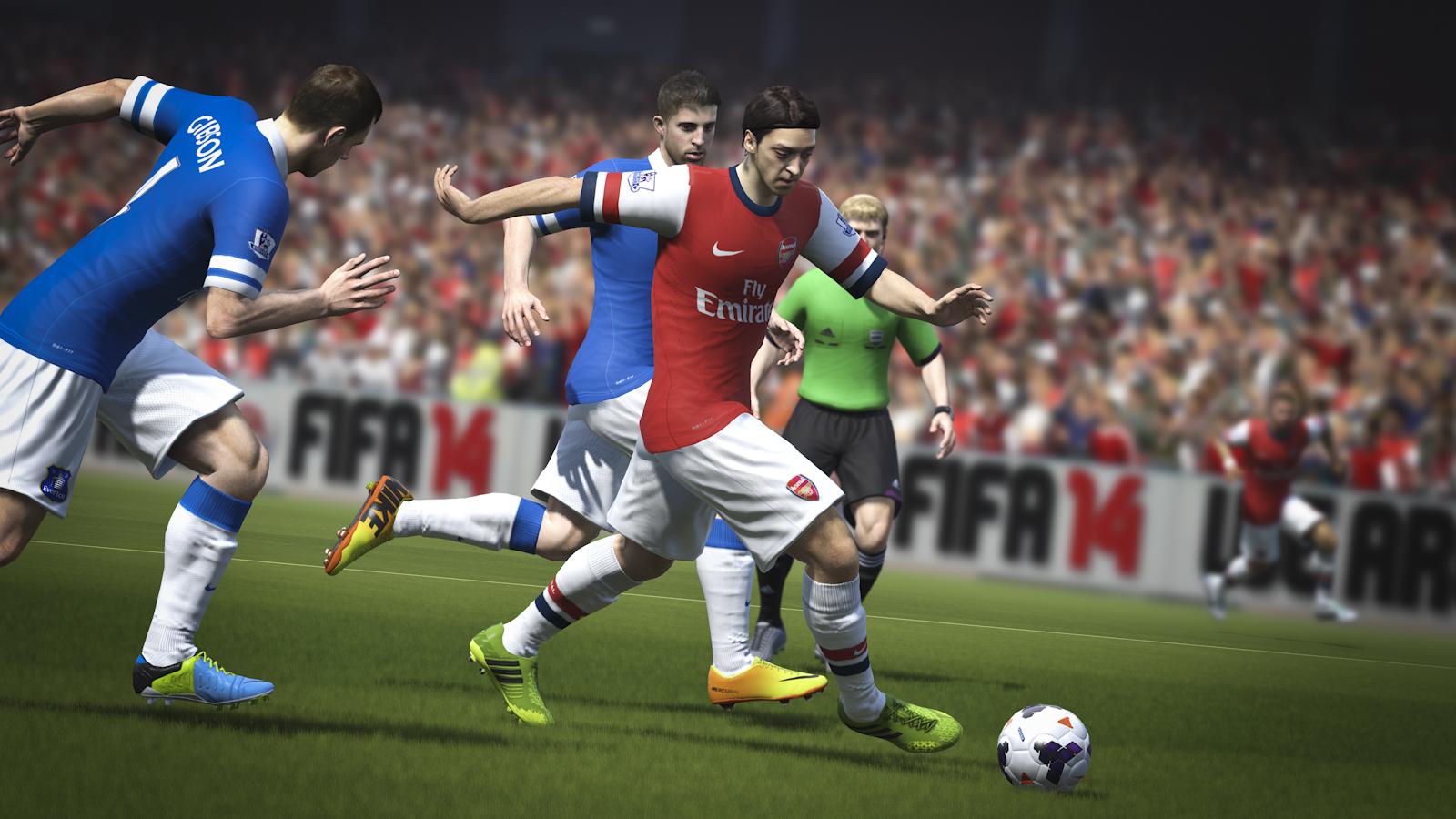 Insólito – FIFA 14 culpado de dois empates no Terceiro escalão inglês