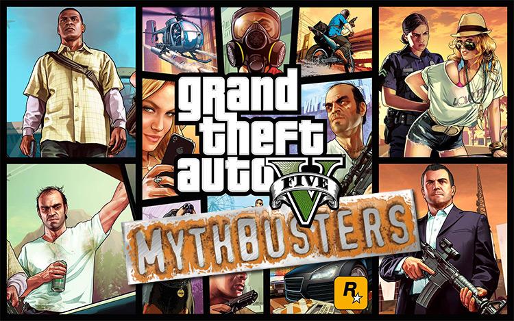 Novos mitos desmistificados em GTA V