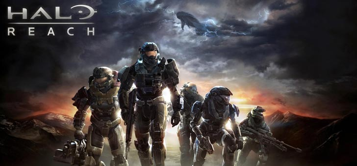 Halo: Reach chega a Halo: The Master Chief Collection