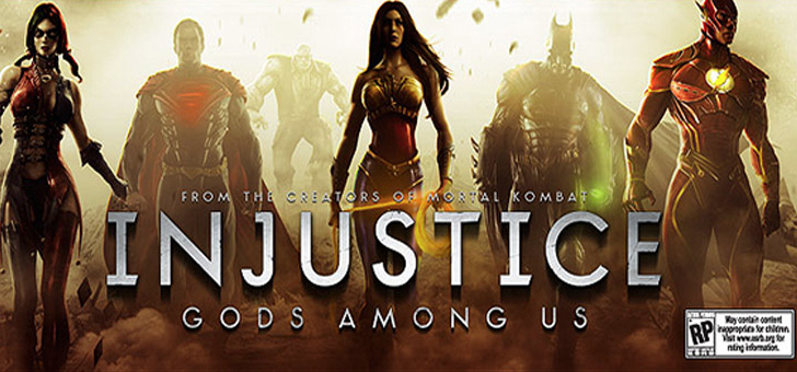 Criadores de Mortal Kombat criam novo jogo com os heróis da DC