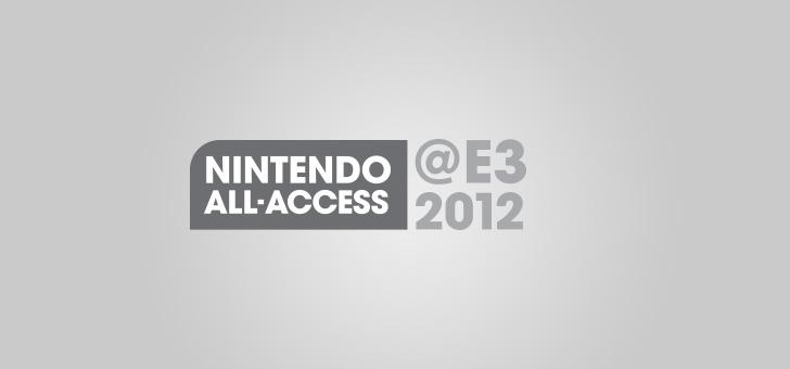 Resumo da conferência da Nintendo – E3 2012
