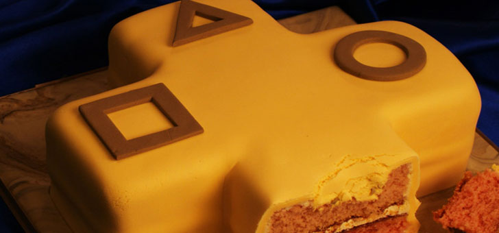 PlaystationCake