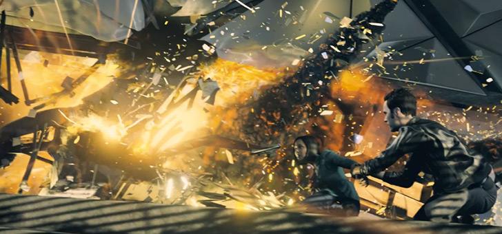 Quantum Break, mostra como seria parar o tempo
