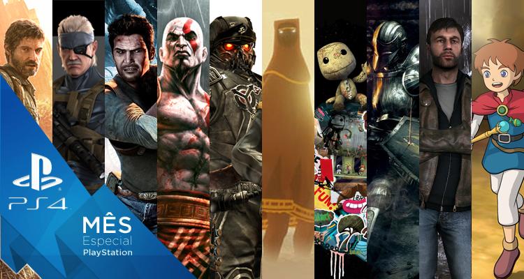 Os Exclusivos PS3 que deves jogar antes que a PS4 chegue