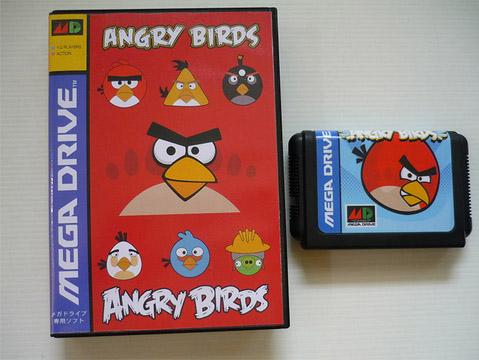 Desenhos animados [e não só] de Angry Birds