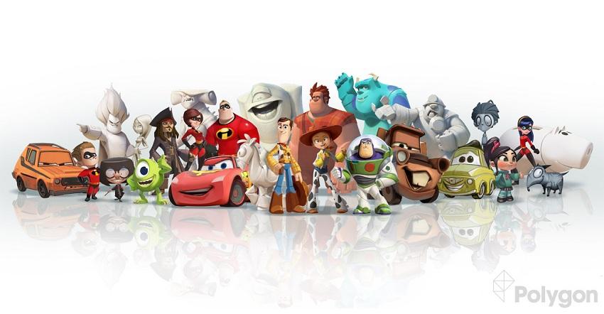 A resposta da Disney ao Skylanders chama-se Disney Infinity