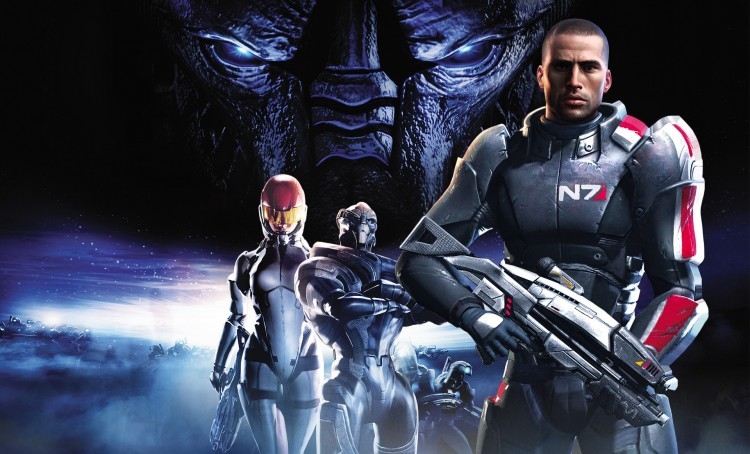 Mass Effect Trilogy: Remastered parece mais próximo