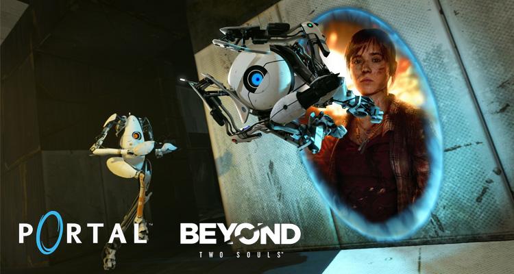 Primeiro DLC de Beyond será semelhante a Portal