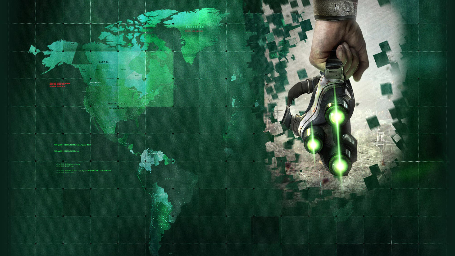 Actor confirma que haverá um novo Splinter Cell